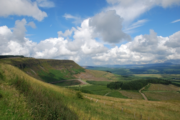 Brecon Beacons, Wales, UK